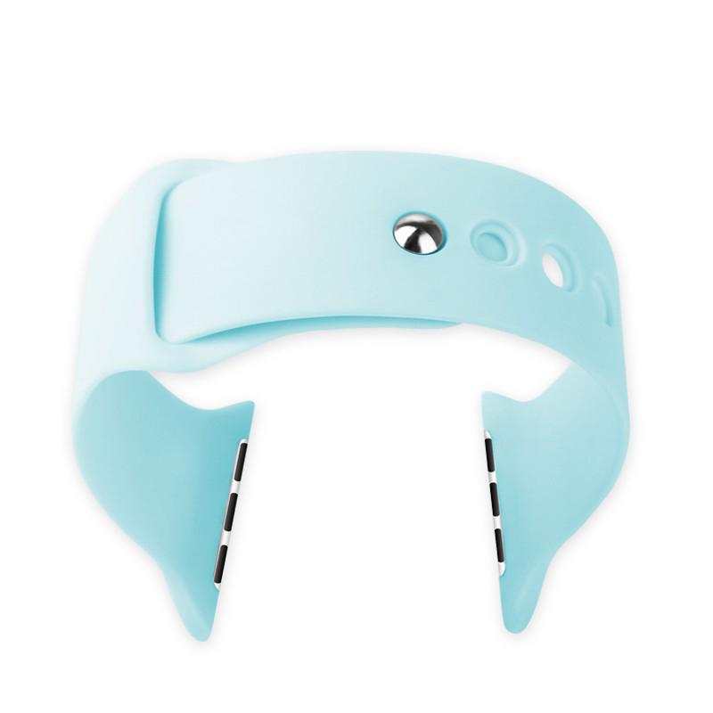 Baseus Fresh-Color Plus Series Sports watchband For Apple watch 42mm Blue
