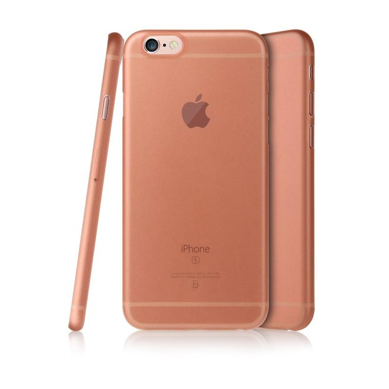 Baseus Slender Series For iPhone 6 Plus/iPhone 6S Plus Pink