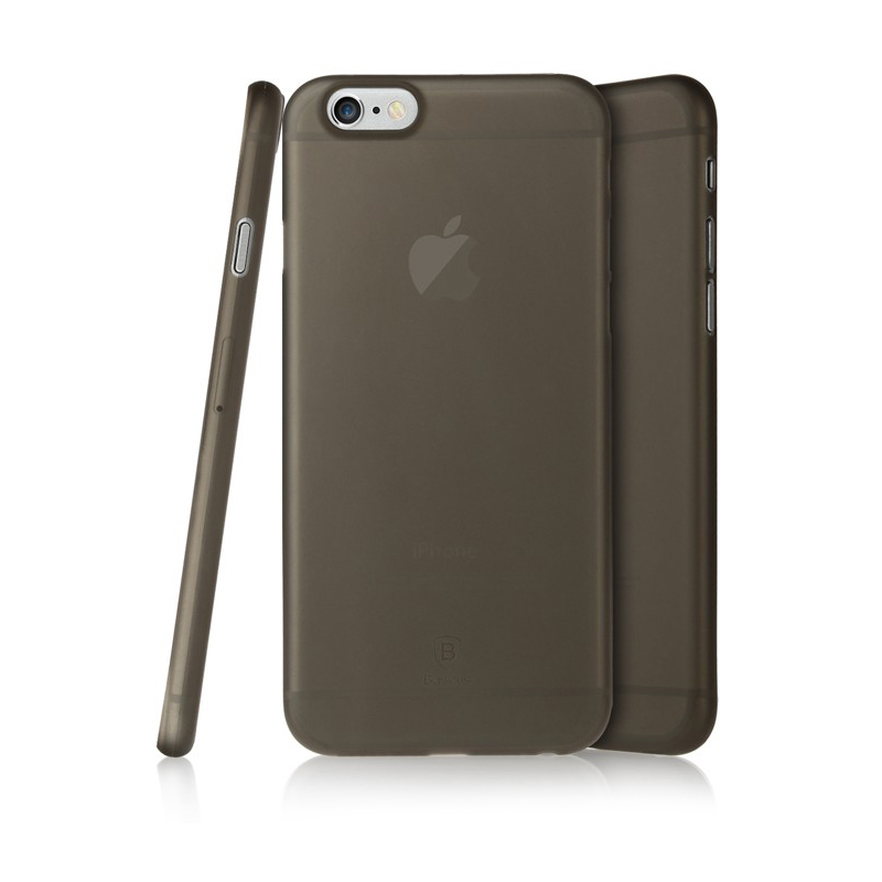 Baseus Slender Series For iPhone 6 Plus/iPhone 6S Plus Black