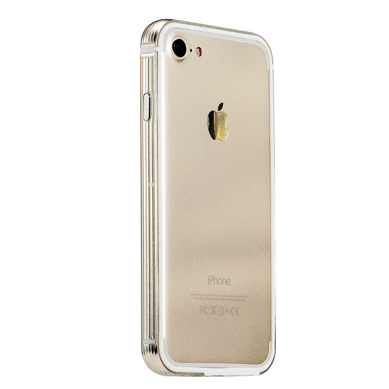COTEetCI Aluminum + TPA for iPhone 7 Gold
