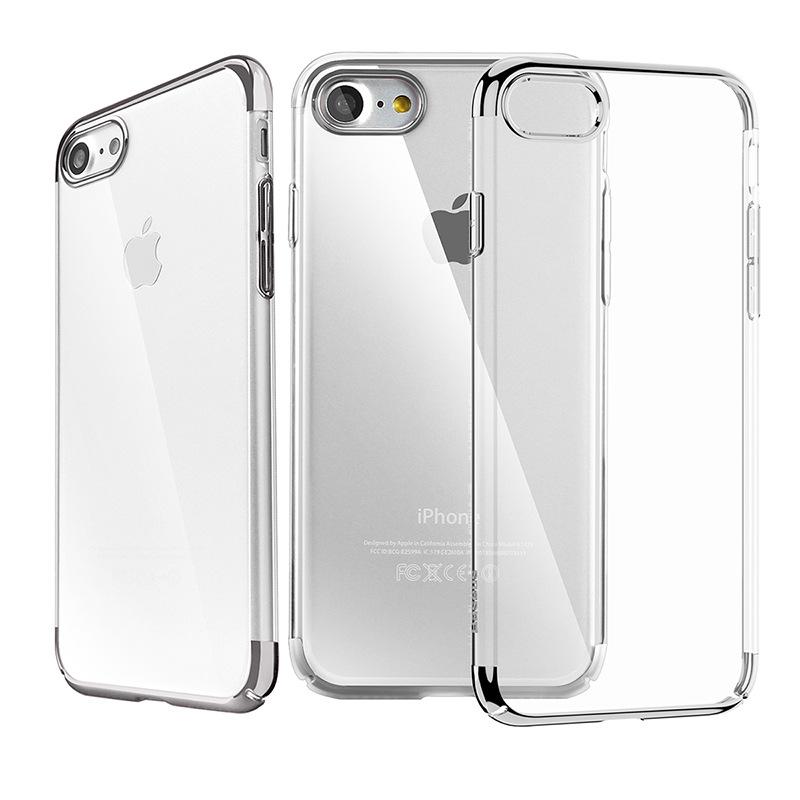Baseus Shining Case (TPU) For iPhone 7/8/SE 2020 Black
