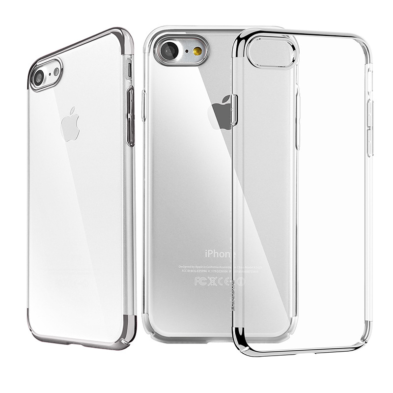 Baseus Shining Case (TPU) For iPhone 7/8/SE 2020 Black