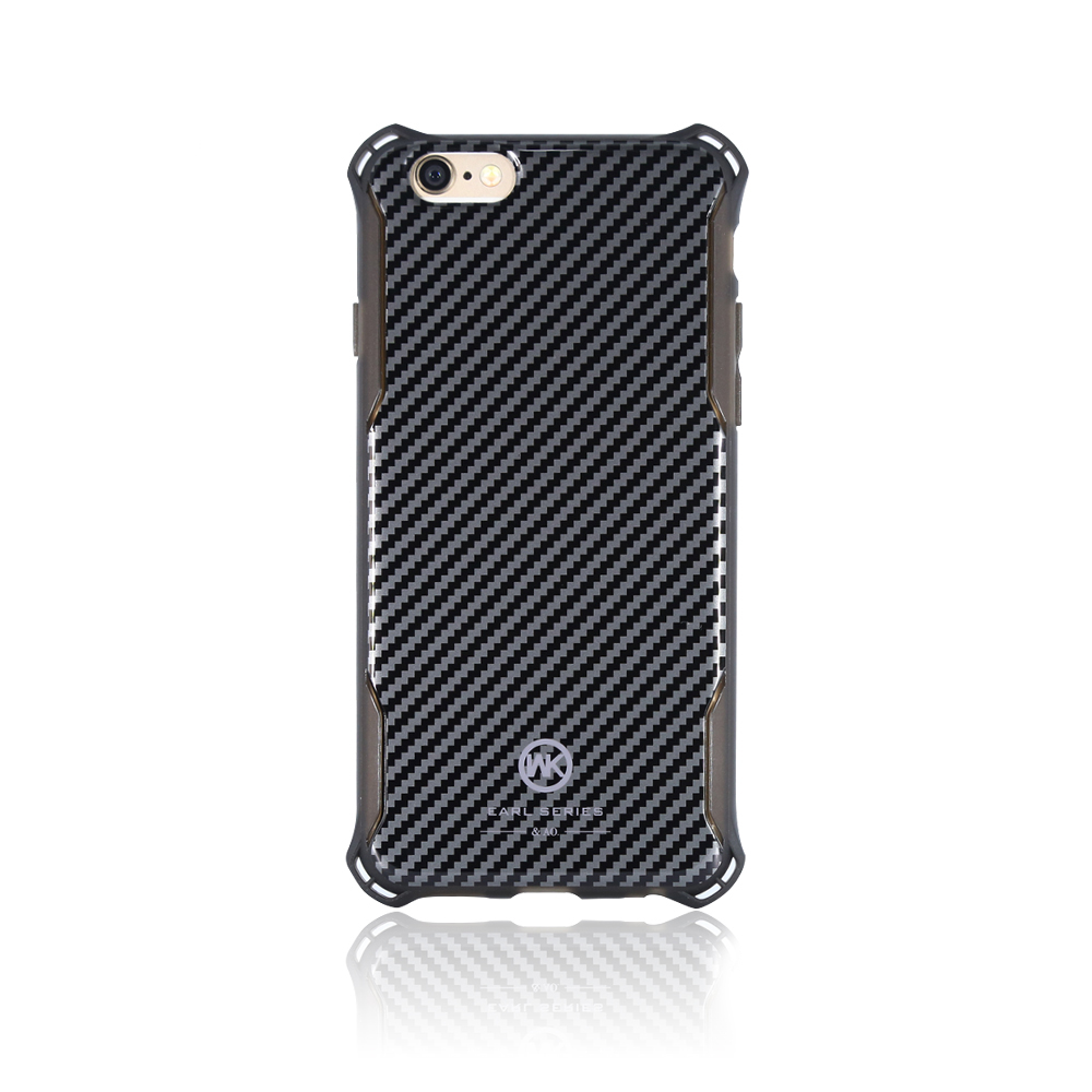WK Earl Chrome Case for iPhone 7 Plus (WPC-011-7PCR)