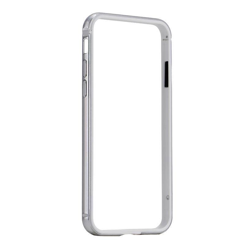 COTEetCI Aluminum + TPA for iPhone 7 Silver (CS7001-TS)
