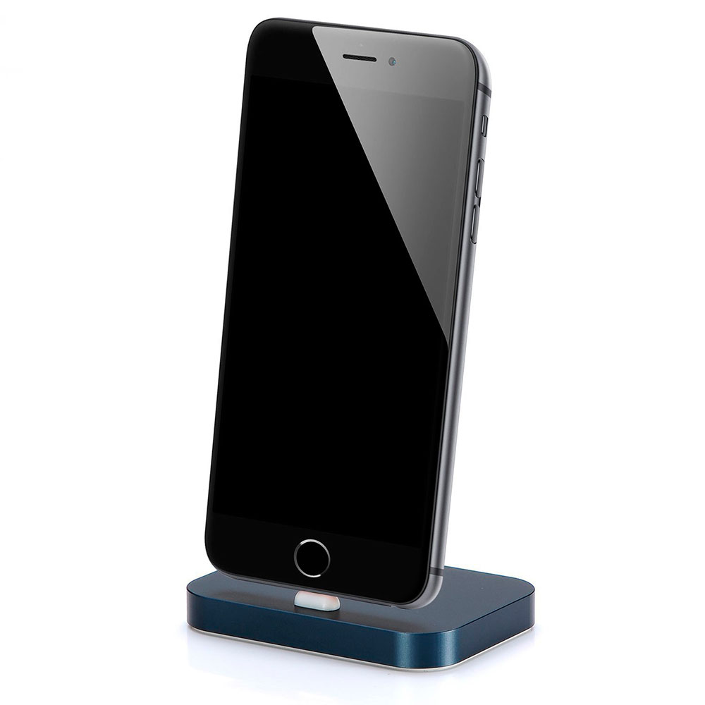 COTEetCI Base8 iPhone Stand Space Gray