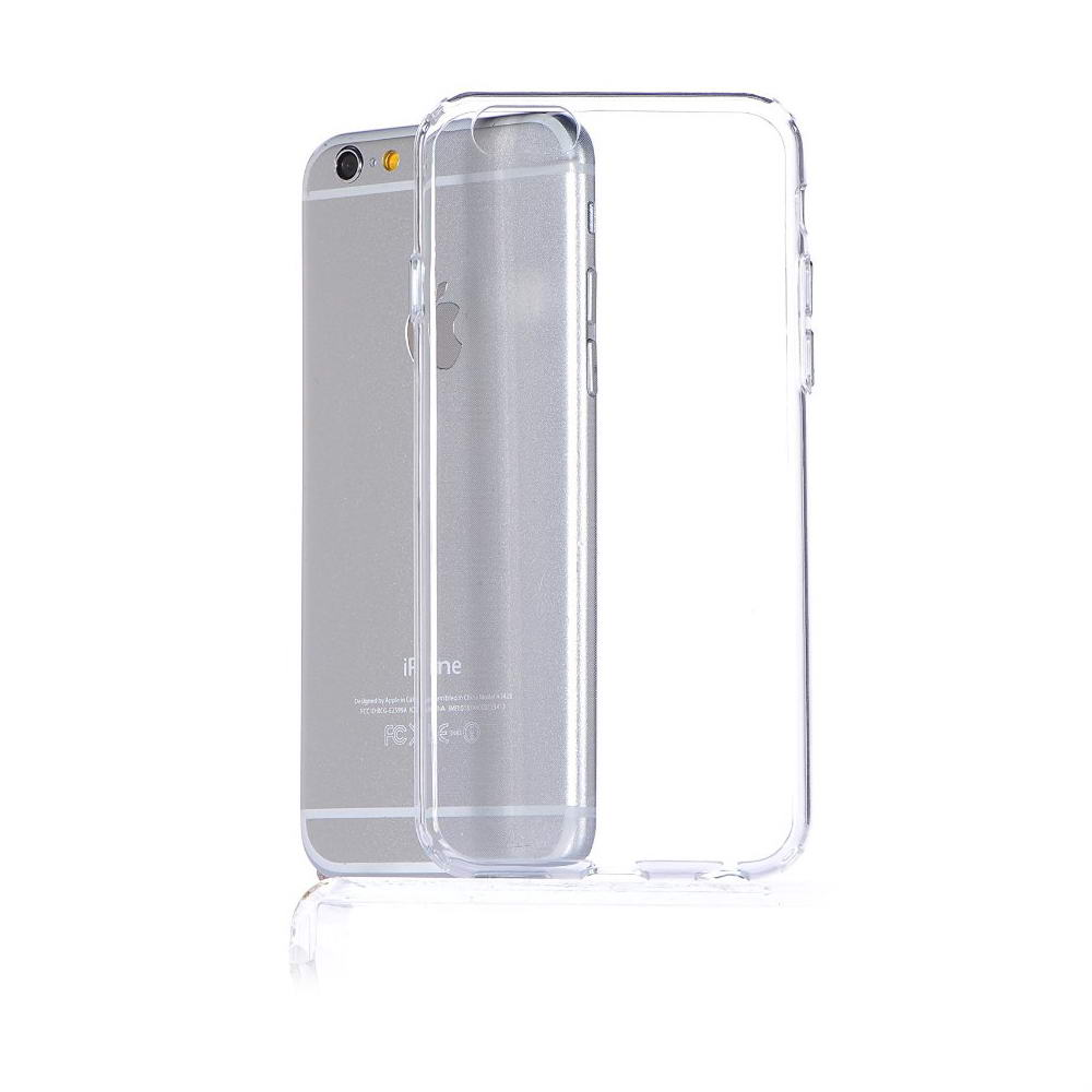 COTEetCI ABS Series TPU for iPhone 6 Plus/6s Plus Silver