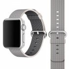 Coteetci W11 Nylon Band Grey for Apple Watch 38mm (WH5213-GY)
