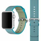 Coteetci W11 Nylon Band Blue for Apple Watch 38mm (WH5213-BL)