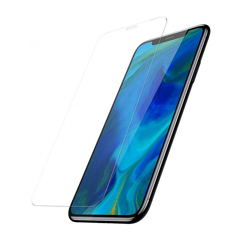 Baseus 0.15mm Full-glass Tempered Glass For iPhone XR Transparent (SGAPIPH61-GS02)