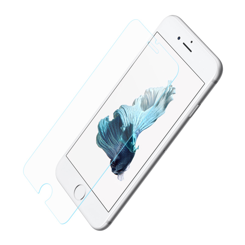Baseus 0.3mm Non-full-screen Light-thin Protective Tempered Glass Transparent For iPhone 7/8 (SGAPIPH7-BSB02)