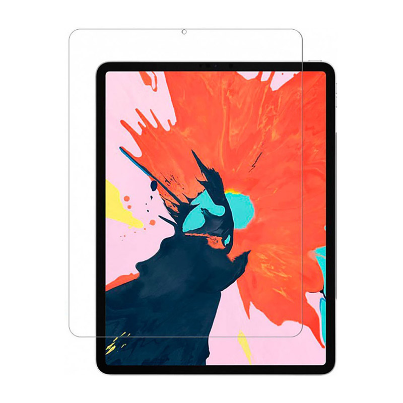 """Baseus 0.3mm Transparent Tempered Glass For iPad Pro 12.9"""" (2018) (SGAPIPD-AX02)"""