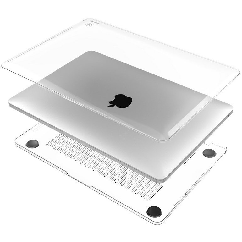 "Baseus Sky Case For Apple New MacBook Pro 15"" Transparent (SPAPMCBK15-02)"