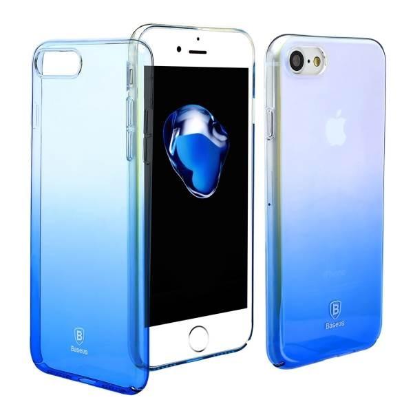 Baseus Glaze Case iPhone 7 Plus Blue (WIAPIPH7P-GC03)