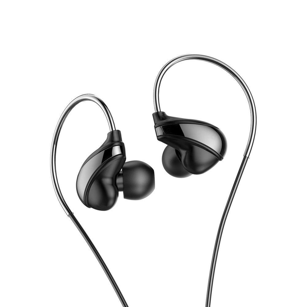 Baseus Encok Wire Earphone H05 Black (NGH05-01)
