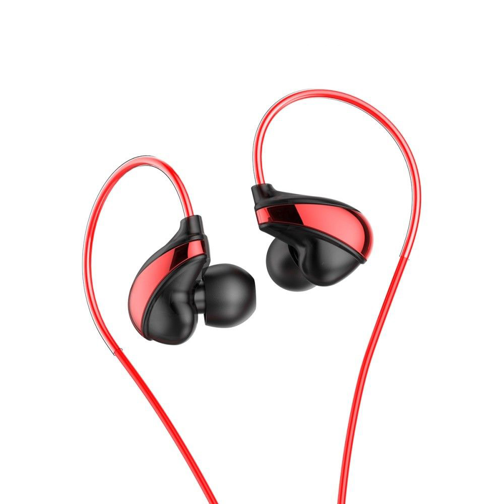 Baseus Encok Wire Earphone H05 Red (NGH05-09)