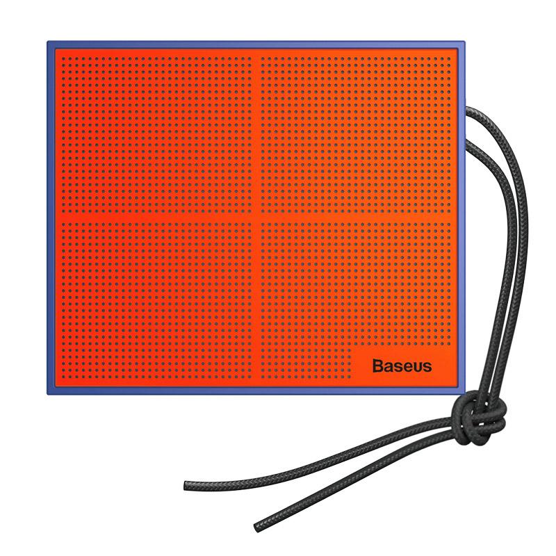 Baseus Encok Music-Cube Wireless Speaker E05 Blue (NGE05-03)