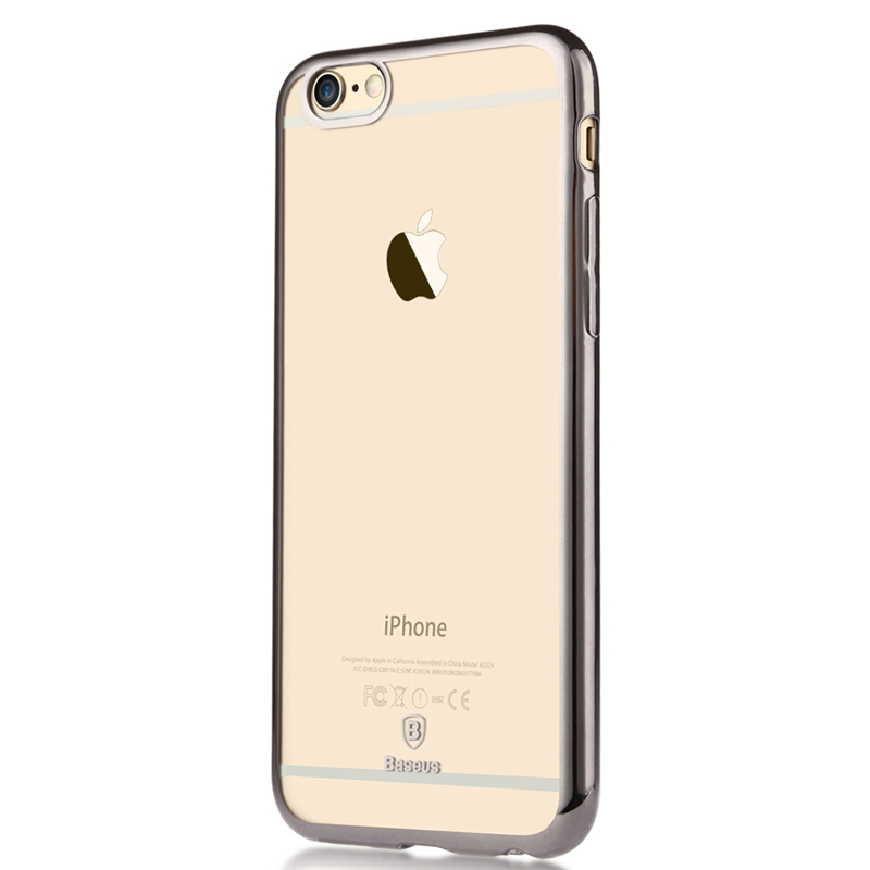 Baseus Shining case For iPhone 6 Plus/iPhone 6S Plus Black