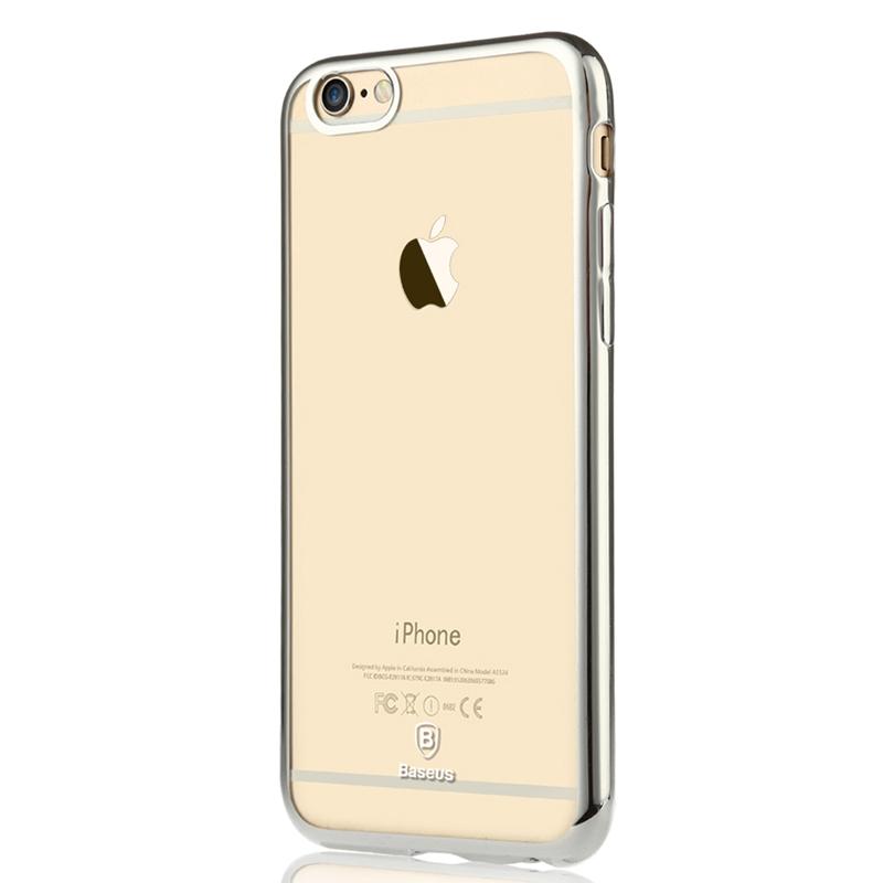 Baseus Shining case For iPhone 6 Plus/iPhone 6S Plus Silver