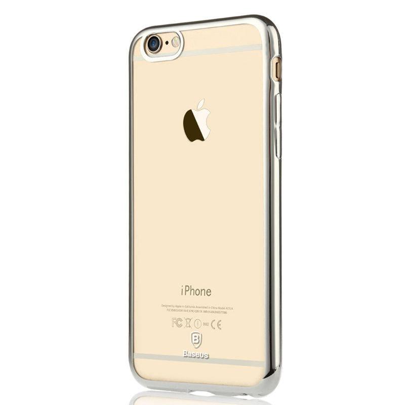 Baseus Shining case For iPhone 6 Plus/iPhone 6S Plus Silver