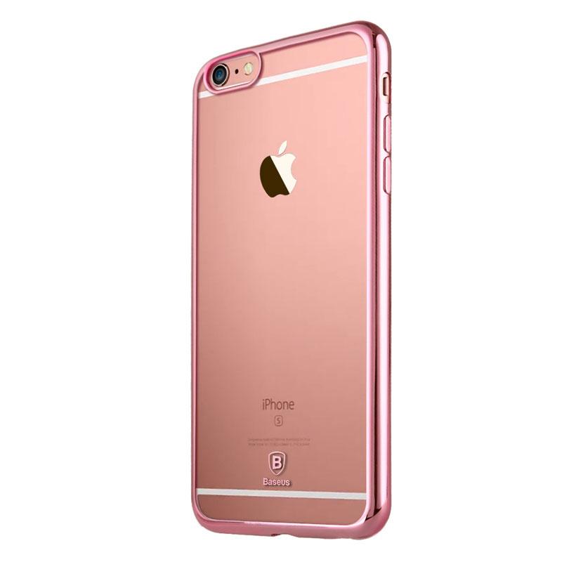 Baseus Shining case For iPhone 6 Plus/iPhone 6S Plus Gold