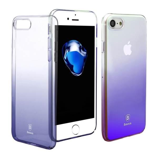 Baseus Glaze Case iPhone 7/8/SE 2020 Black (WIAPIPH7-GC01)