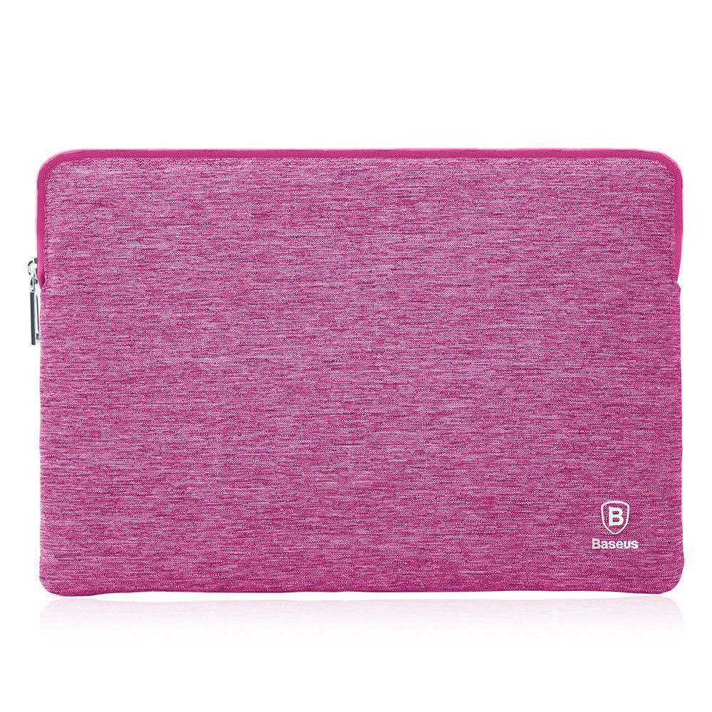Baseus Laptop Bag For MacBook 15-inch Rose Red (LTAPMCBK15-0R)
