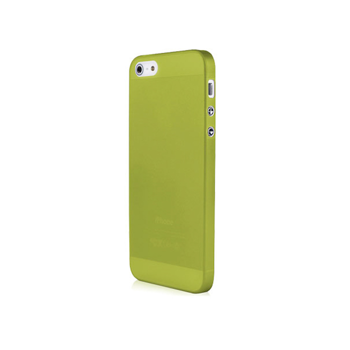 Baseus Organdy Case Green for iPhone 5/5S