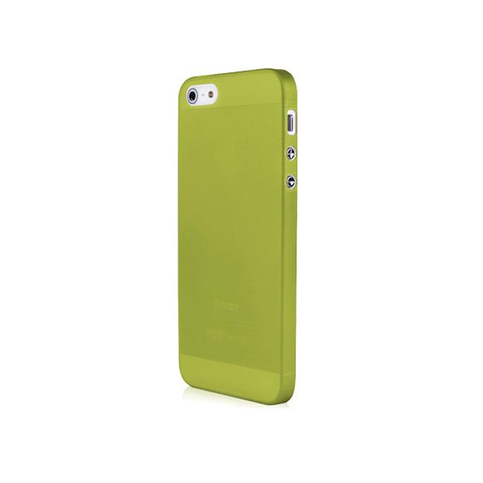 Baseus Organdy Case Green for iPhone 5/5S