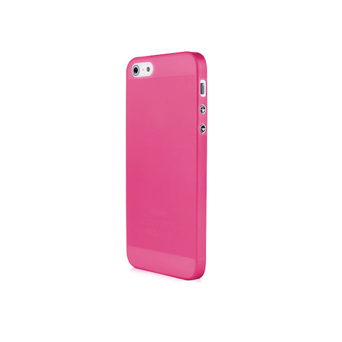 Baseus Organdy Case Pink for iPhone 5/5S