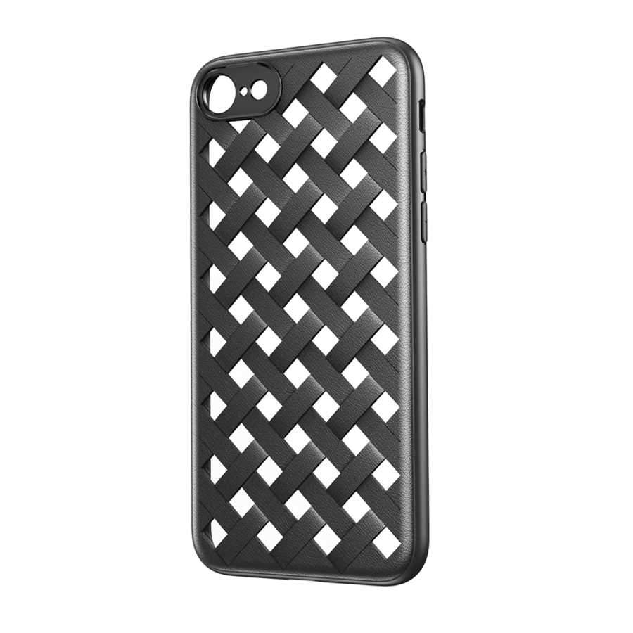 Baseus Paper-Cut Case for iPhone 8/7/SE 2020 Black (WIAPIPH8N-BG01)