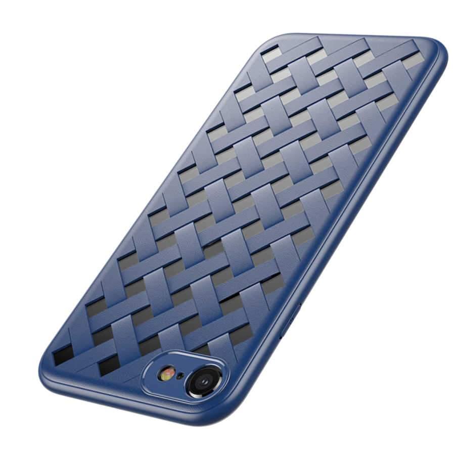 Baseus Paper-Cut Case for iPhone 8/7/SE 2020 Blue (WIAPIPH8N-BG03)