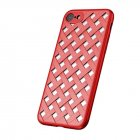 Baseus Paper-Cut Case for iPhone 8/7/SE 2020 Red (WIAPIPH8N-BG09)