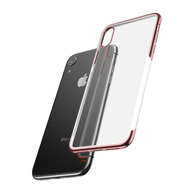 Baseus Shining Case For iPhone XR Gold (ARAPIPH61-MD0V)