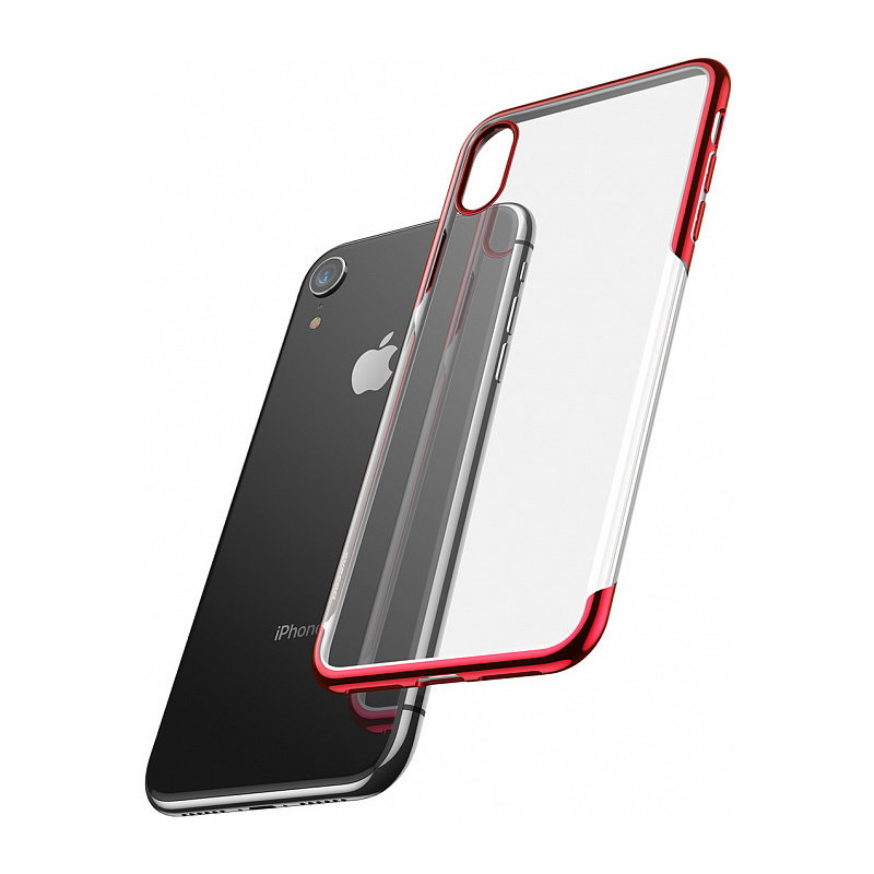 Baseus Shining Case For iPhone XR Red (ARAPIPH61-MD09)