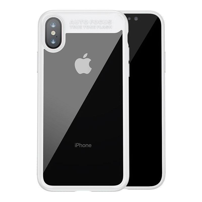 Baseus Suthin Case White For iPhone X/XS
