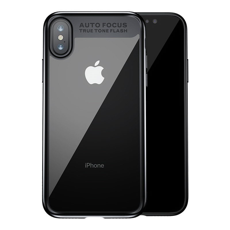 Baseus Suthin Case Black For iPhone X/XS