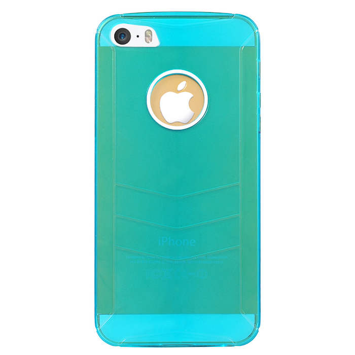 BASEUS Ultra-thin Case for iPhone 5/5S Cyan