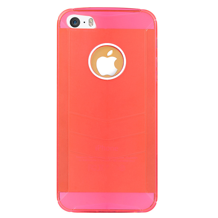 BASEUS Ultra-thin Case for iPhone 5/5S Red