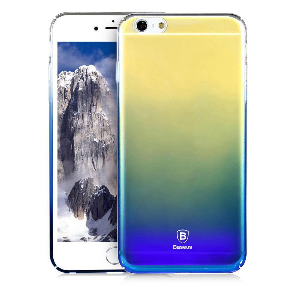 Baseus Glaze Case iPhone 6/6S Blue