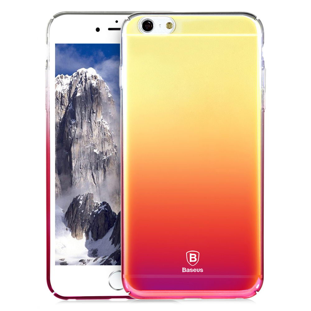 Baseus Glaze Case iPhone 6/6S Pink