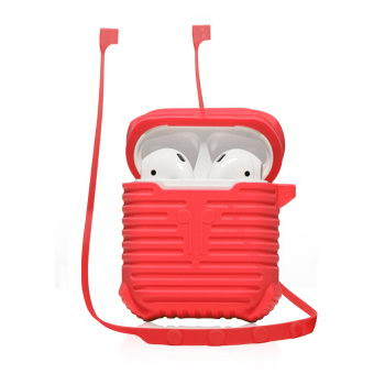 COTEetCI Airpods Case+line Red (CS8119-RD)