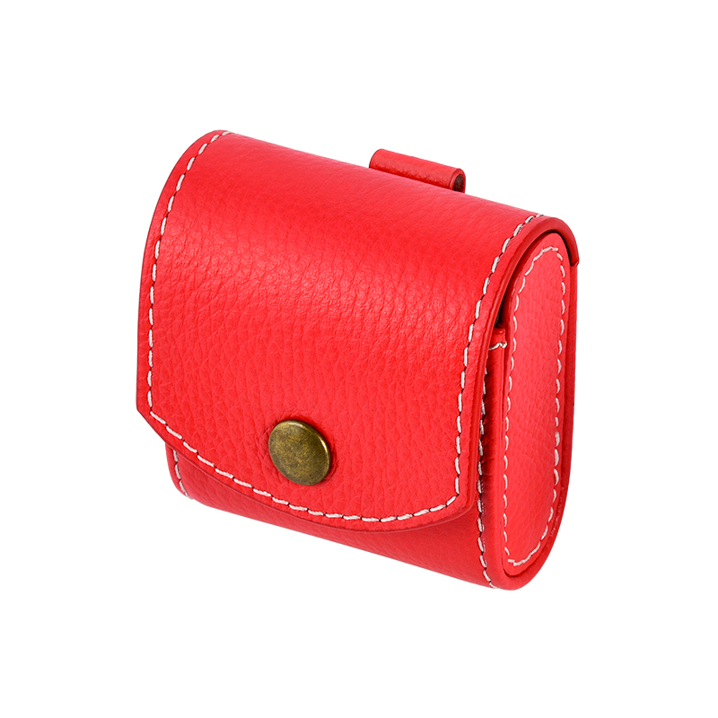 COTEetCI Airpods Leather Full Case Red (CS8116-RD)
