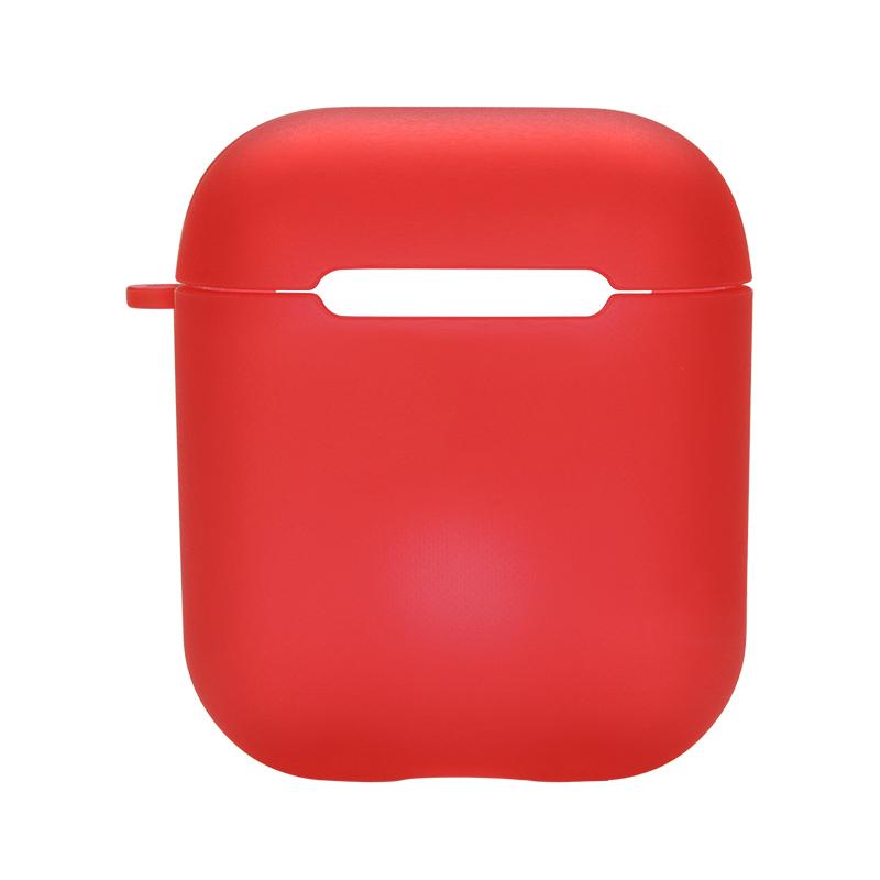 COTEetCI Airpods TPU Case Translucent Red (CS8113-TR)