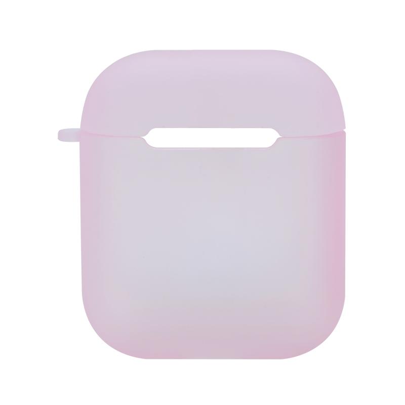 COTEetCI Airpods TPU Case Translucent Pink (CS8113-TP)