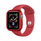 COTEetCI Aluminum Magnet Case Red For Apple Watch 4/5/6/SE 44mm (CS7058-RD)