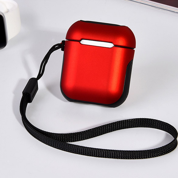 COTEetCI Airpods Armor Case Red + Black (CS8123-RB)
