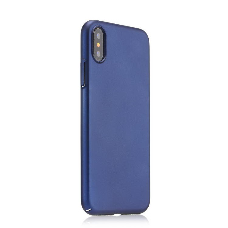 COTEetCI Armor PC Case for iPhone X/XS Blue (CS8010-BL)