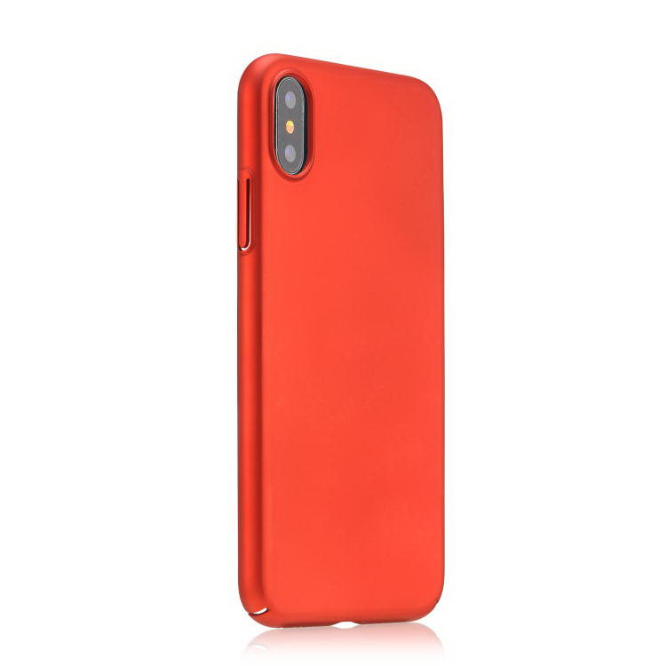 COTEetCI Armor PC Case for iPhone X/XS Red (CS8010-RD)
