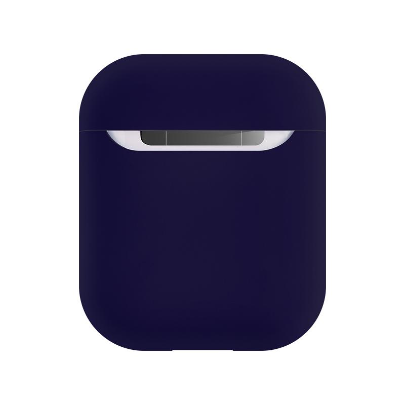 COTEetCI Airpods Liquid Silicone Case Blue (CS8135-BL)