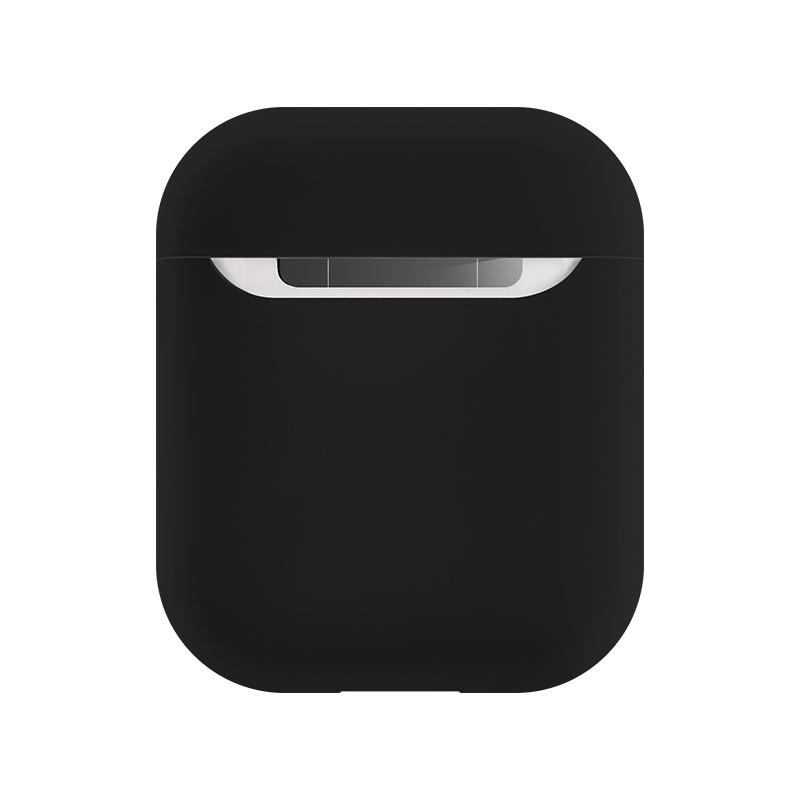 COTEetCI Airpods Liquid Silicone Case Black (CS8135-BK)